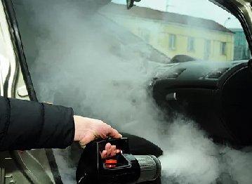 Ароматизация салона и удаление запахов